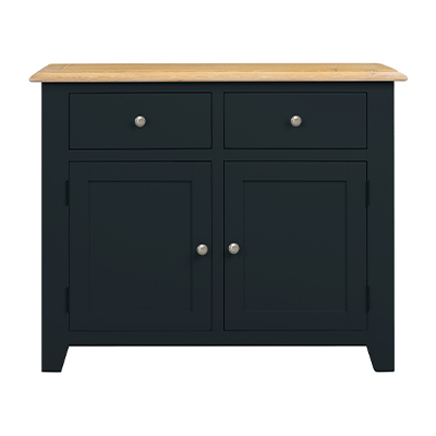 Banbury 2 Door 2 Drawer Sideboard - Wood - Oak - Pine - Mango Wood - Painted - Natural Wood - Solid Wood - Lounge - Bedroom - Dining - Occasional - Furniture - Home - Living - Comfort - Interior Design - Modern