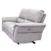 Dunville Electric 2 Seater Reclining Sofa - Sofa - Sofa Set - Recliners - Electric Recliners - 3 Seater - 2 Seater - Armchair - Fabric - Microfiber - Lounge - Comfort - Living - Steptoes - Furniture - Paphos - Cyprus