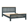 Banbury 5'0 King Size Bed - Wood - Oak - Pine - Mango Wood - Painted - Natural Wood - Solid Wood - Lounge - Bedroom - Dining - Occasional - Furniture - Home - Living - Comfort - Interior Design - Modern