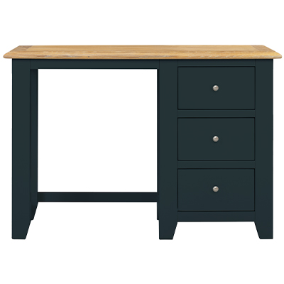 Banbury Dressing Table - Wood - Oak - Pine - Mango Wood - Painted - Natural Wood - Solid Wood - Lounge - Bedroom - Dining - Occasional - Furniture - Home - Living - Comfort - Interior Design - Modern