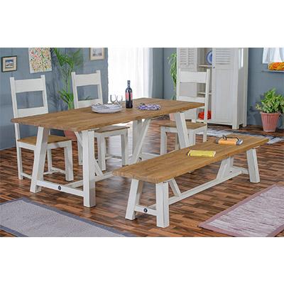 Wood - Oak - Pine - Mango Wood - Painted - Natural Wood - Solid Wood - Lounge - Bedroom - Dining - Occasional - Furniture - Home - Living - Comfort - Interior Design - Modern