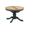 Banbury Round Extending Dining Table - Wood - Oak - Pine - Mango Wood - Painted - Natural Wood - Solid Wood - Lounge - Bedroom - Dining - Occasional - Furniture - Home - Living - Comfort - Interior Design - Modern