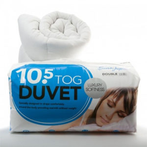 10.5 TOG Duvet - bedding - bed - bedroom - linen - duvet - sheet - comfort - steptoes - home - accessories