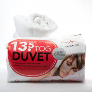 13.5 TOG Duvet - bedding - bed - bedroom - linen - duvet - sheet - comfort - steptoes - home - accessories