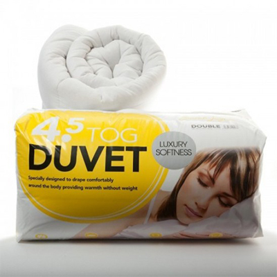 4.5 TOG Duvet - bedding - bed - bedroom - linen - duvet - sheet - comfort - steptoes - home - accessories
