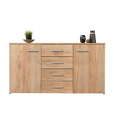 ADDA 3K4F ZH 1 - Cabinet – Chest – Sideboard – Doors – Drawers – Bedroom – Dining – Storage – Unit – Interior – Steptoes – Furniture