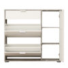ARCO 2 BT OB 1 - SHOE CABINET - STORAGE - LOUNGE - HALL UNIT - SHOE TRUNK - UNIT - CABINET - STEPTOES - FURNITURE - CYPRUS - PAPHOS