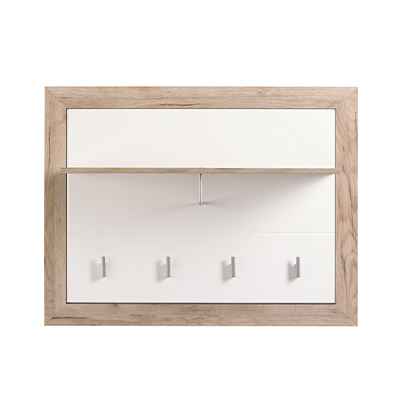 ASTOR CIV SH BLF 2 - HALL UNIT - HALL TOP - SHELVES - STORAGE - OCCASIONAL - LIVING - FURNITURE - STEPTOES - CYPRUS