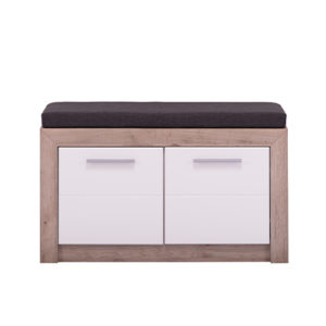 ASTOR KOM SH BLF XX2 1 - HALL UNIT - HALL TOP - SHELVES - STORAGE - OCCASIONAL - LIVING - FURNITURE - STEPTOES - CYPRUS