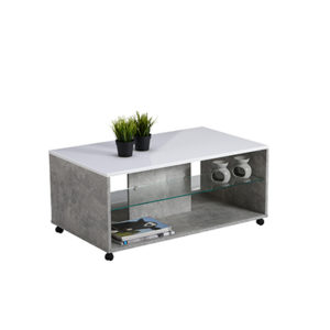 BERT BT BLF 0 - Coffee Table - Club Table - Lounge - Living - Stand - Shelves -