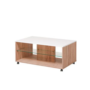 BERT ZH BLF 1 - Coffee Table - Club Table - Lounge - Living - Stand - Shelves - Glass - Steptoes - Furniture