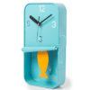 Sardine Tin Pendulum Wall Clock Assorted Colours