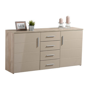 CANON 3K4F SH PLF 2.5 - Cabinet – Chest – Sideboard – Doors – Drawers – Bedroom – Dining – Storage – Unit – Interior – Steptoes – Furniture
