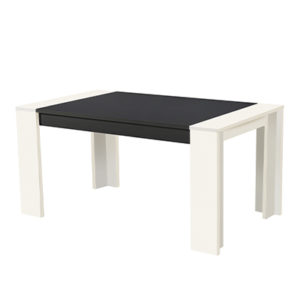 CREMONA TS 155X90 OB C - DINING TABLE - DINING - DINNER - TABLE - MDF - FURNITURE - STEPTOES - PAPHOS - CYPRUS