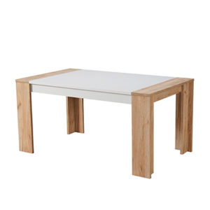 CREMONA TS 155X90 ZH OB 1- DINING TABLE - DINING - DINNER - TABLE - MDF - FURNITURE - STEPTOES - PAPHOS - CYPRUS