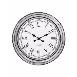 London Modern Wall Clock Assorted Colours