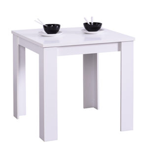 DT 80X80 OB 1- DINING TABLE - DINING - DINNER - TABLE - MDF - FURNITURE - STEPTOES - PAPHOS - CYPRUS