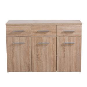 ELBA 3K3F SO 1- Cabinet – Chest – Sideboard – Doors – Drawers – Bedroom – Dining – Storage – Unit – Interior – Steptoes – Furniture