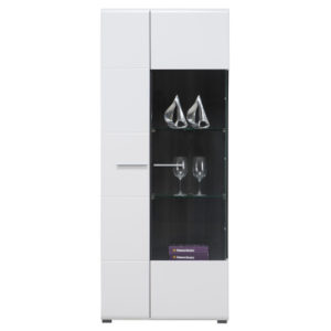 ENZO 2K VS1 190 OB CD BLF 1- DISPLAY - CABINET - SHOWCASE - GLASS - DOOR - UNIT - LIVING - DINING - LOUNGE - STEPTOES - FURNITURE