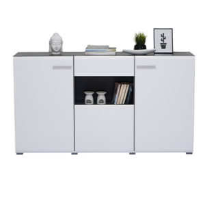 ENZO 3K1F OB CD BLF 1- Cabinet – Chest – Sideboard – Doors – Drawers – Bedroom – Dining – Storage – Unit – Interior – Steptoes – Furniture