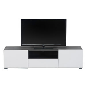ENZO TV 150 OB CD BLF 1 - TV UNIT - TV SHELF - LOUNGE - LIVING - TV - FURNITURE - STORAGE - STAND - UNIT - STEPTOES - FURNITURE