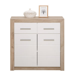 ETNA 2K2F SH BLF 1 - Cabinet – Chest – Sideboard – Doors – Drawers – Bedroom – Dining – Storage – Unit – Interior – Steptoes – Furniture