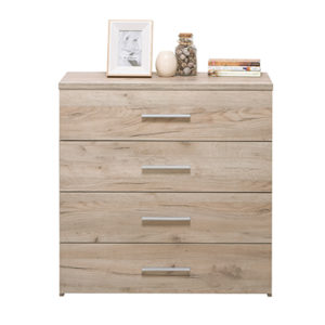 Elba 4F SH 1 - Cabinet – Chest – Sideboard – Drawers – Bedroom – Dining – Storage – Unit – Interior – Steptoes