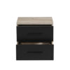 Etida NO2F SH C 1 - Bedside Cabinet – Night Stand – Drawers – Unit – Modern – Bedroom – Furniture – Chest – Steptoes – Paphos – Cyprus