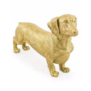 Dachshund Hound Figure Assorted Colours