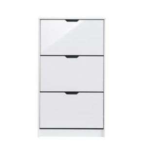 HUGO 23 F OB BLF 1 - SHOE CABINET - STORAGE - LOUNGE - HALL UNIT - SHOE TRUNK - UNIT - CABINET - STEPTOES - FURNITURE - PAPHOS