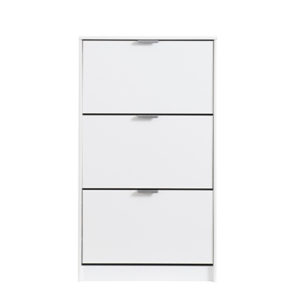HUGO 23 OB 1 - SHOE CABINET - STORAGE - LOUNGE - HALL UNIT - SHOE TRUNK - UNIT - CABINET - STEPTOES - FURNITURE - CYPRUS - PAPHOS