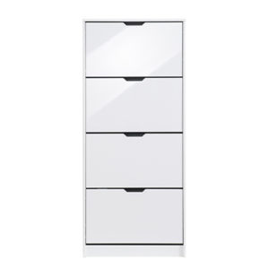 HUGO 24 F OB BLF 1 - SHOE CABINET - STORAGE - LOUNGE - HALL UNIT - SHOE TRUNK - UNIT - CABINET - STEPTOES - FURNITURE - PAPHOS