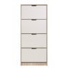 HUGO 24 F SH BLF 1 - SHOE CABINET - STORAGE - LOUNGE - HALL UNIT - SHOE TRUNK - UNIT - CABINET - STEPTOES - FURNITURE - PAPHOS