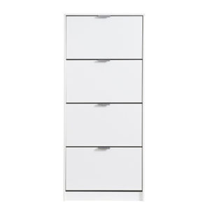 HUGO 24 OB 1 - SHOE CABINET - STORAGE - LOUNGE - HALL UNIT - SHOE TRUNK - UNIT - CABINET - STEPTOES - FURNITURE - PAPHOS