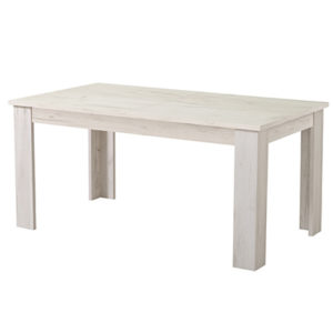 OSCAR TS 160X90 BH 1- DINING TABLE - DINING - DINNER - TABLE - MDF - FURNITURE - STEPTOES - PAPHOS - CYPRUS