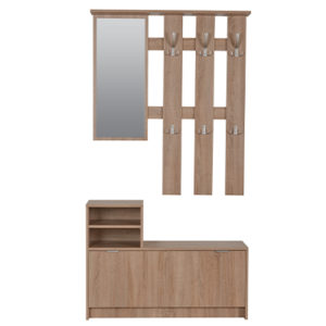 RAVENNA SO 0 - HALL UNIT - HALL TOP - SHELVES - STORAGE - OCCASIONAL - LIVING - FURNITURE - STEPTOES - CYPRUS