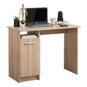 Rey Sonoma Oak Computer Desk