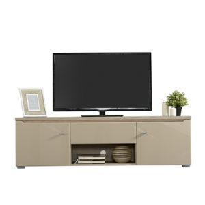 TOSCANA TV 155 SH PLF 1 - TV UNIT - TV SHELF - LOUNGE - LIVING - TV - FURNITURE - STORAGE - STAND - UNIT - STEPTOES - FURNITURE