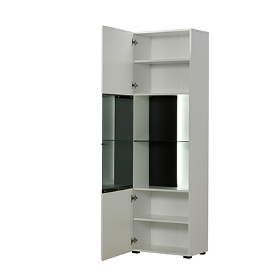 TRENTINO 1K VS OB C BLF 1- DISPLAY - CABINET - SHOWCASE - GLASS - DOOR - UNIT - LIVING - DINING - LOUNGE - STEPTOES - FURNITURE