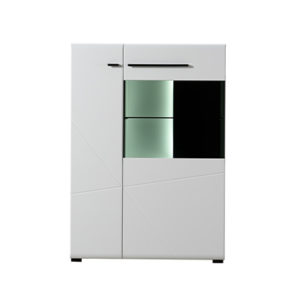 TRENTINO 2K VS1 OB C BLF 1- DISPLAY - CABINET - SHOWCASE - GLASS - DOOR - UNIT - LIVING - DINING - LOUNGE - STEPTOES - FURNITURE