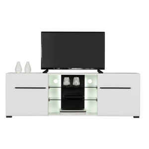 TRENTINO TV 150 OB C BLF 1 - TV UNIT - TV SHELF - LOUNGE - LIVING - TV - FURNITURE - STORAGE - STAND - UNIT - STEPTOES - FURNITURE