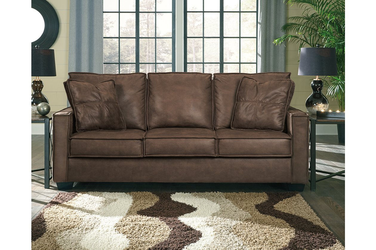 Terrington sofa bed - sofa beds - sofa bed - sofa sleeper - bed - sofa - lounge - living - furniture - microfiber