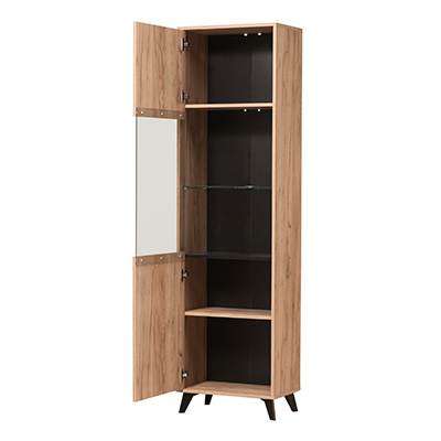 UMBRIA 1K VS ZH C 1- DISPLAY - CABINET - SHOWCASE - GLASS - DOOR - UNIT - LIVING - DINING - LOUNGE - STEPTOES - FURNITURE