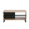 UMBRIA KS SH C 1 - Coffee Table - Club Table - Lounge - Living - Stand - Shelves - Glass - Steptoes - Furniture