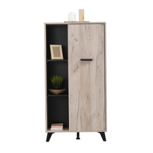UMBRIA POP SH C 1- DISPLAY - CABINET - SHOWCASE - GLASS - DOOR - UNIT - LIVING - DINING - LOUNGE - STEPTOES - FURNITURE