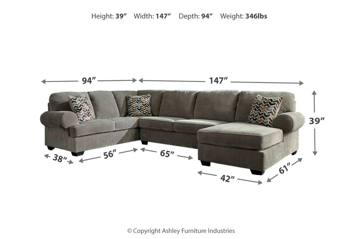 Jinllingsly - Corner Sofa - Chaise - Sofa - Lounge - Living - Couch - Comfort - Cozy - Furniture - Steptoes Furniture - Paphos - Cyprus 4