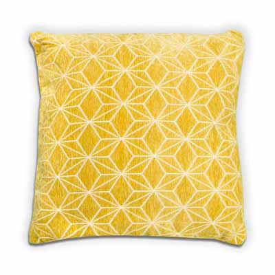 Geo Cushion - Cushion - Lounge - Living - Colour - Comfort - Home Decor - Home Accessories - Soft furnishings - Furniture - Accessories - Steptoes - Paphos - Cyprus