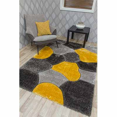 Luxus Stones - Small Rug - Rug - Carpet - Interior Design - Soft Furnishings - Dining - Living - Bedroom - Occasional - Accessories - Home Accessories - Steptoes - Paphos - Cyprus
