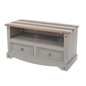 Mexican Vintage - Pine - Vintage - Cosy - Dining - Living - Stylish - Vintage - Grey Painted - Furniture - Steptoes - Paphos - Cyprus