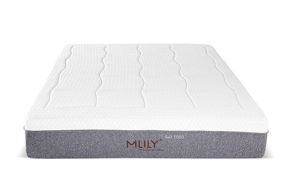 Gel 1000 - Mattress - Single Mattress - Double Mattress - King Mattress - Superking mattress - Gel mattress - Cool Gel Mattress - Foam Mattress - Bedroom - Comfort - Furniture - Mattress - Steptoes - Paphos - Cyprus